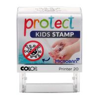Kids Protect Stamp