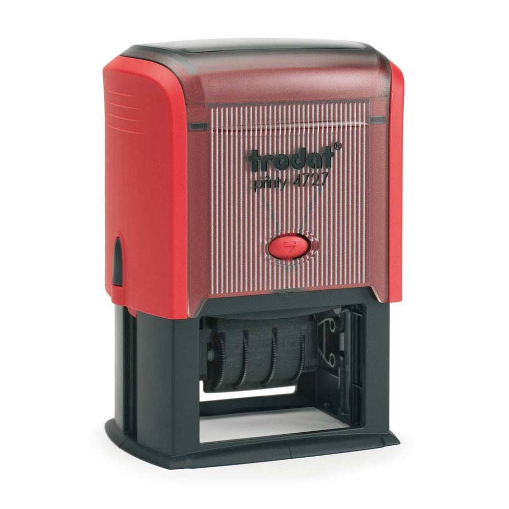 Printy Dater 4727 rot - rot