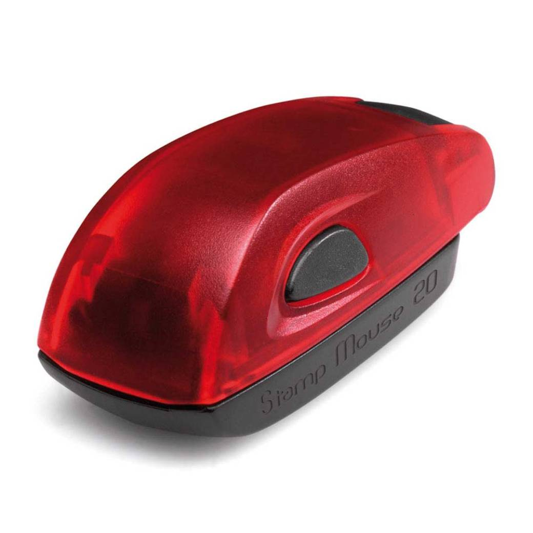 Colop Stamp Mouse 20 rot - rot