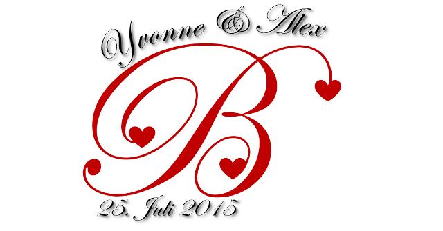 Stempel für die Hochzeit – Logos und Monogramme gestalten